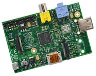 Raspberry PI Modelo A: